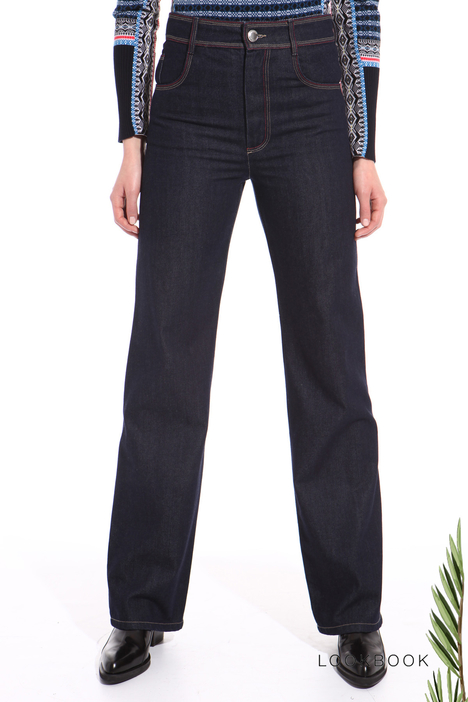 Stitched trousers Intrend