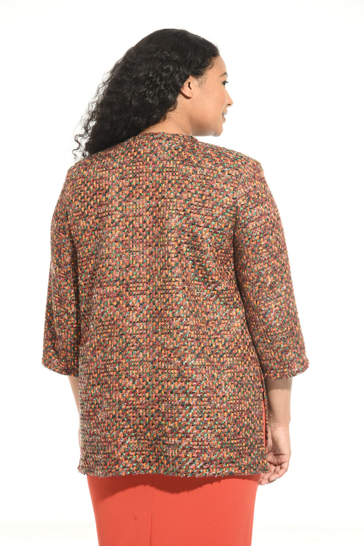 Viscose jacket Intrend