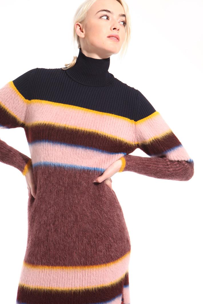 Mohair wool dress Intrend