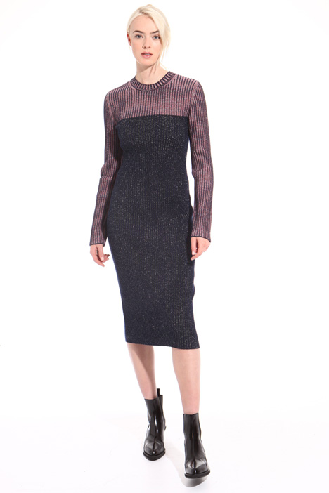 Lurex knit dress Intrend