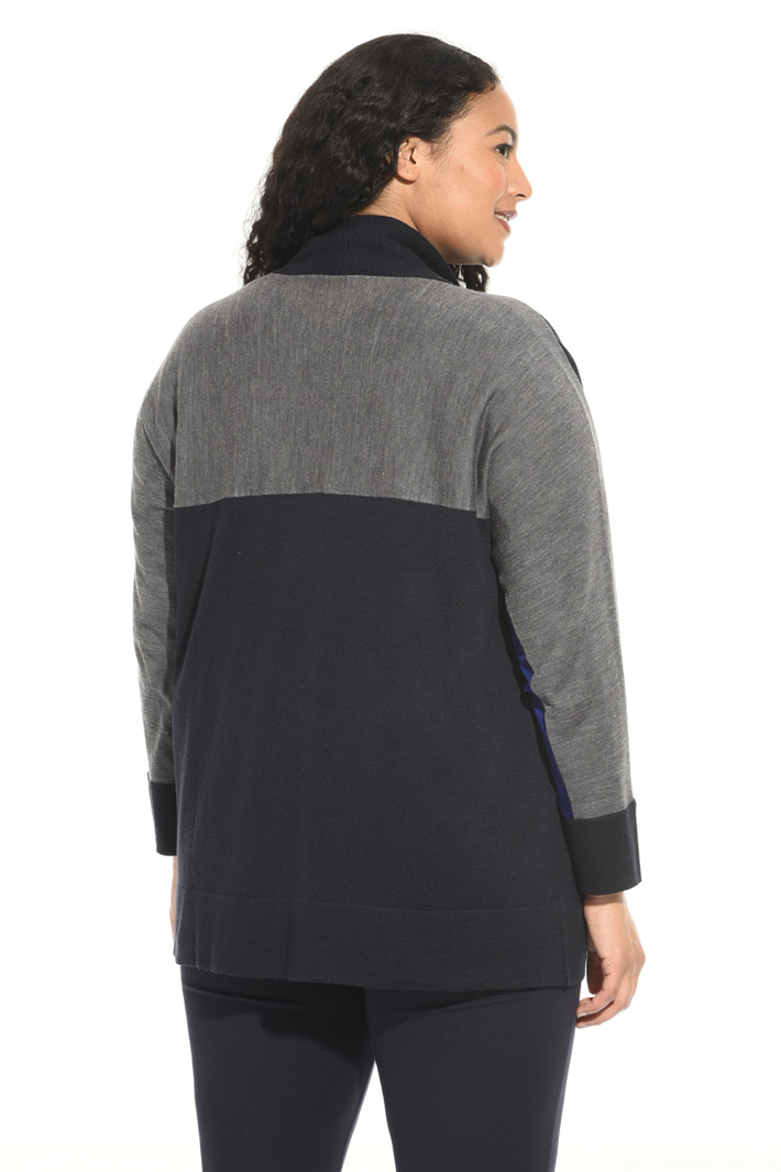 Wool and silk cardigan Intrend