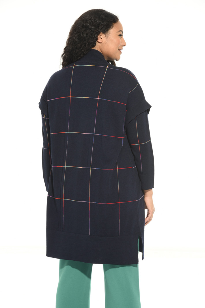 Wool vest Intrend