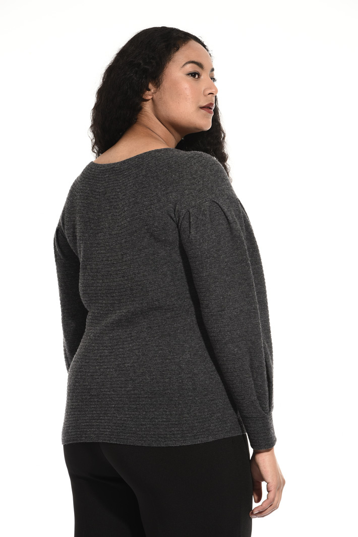 Wool cashmere blend sweater Intrend