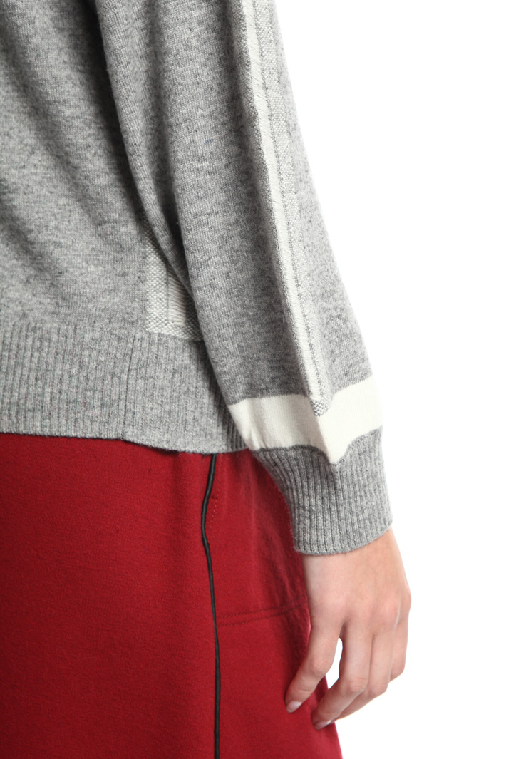 Boxy fit sweater Intrend
