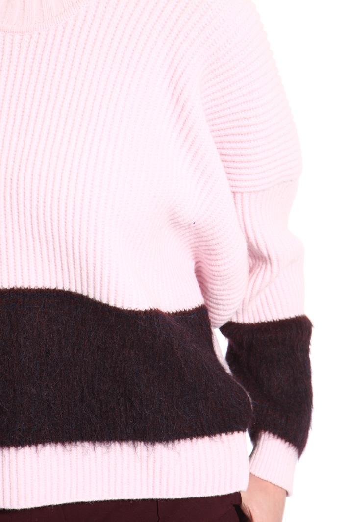 Angora wool sweater  Intrend