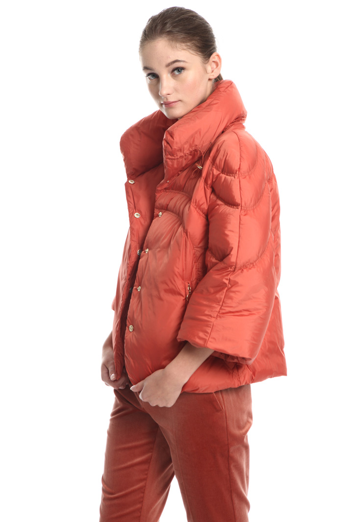Kimono sleeve down jacket Intrend