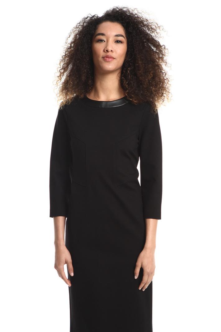 Jersey sheath dress Intrend
