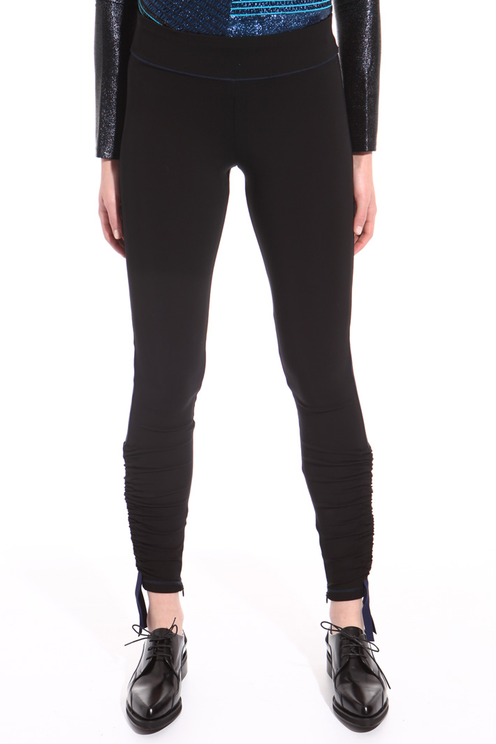 Ruched leggings Intrend