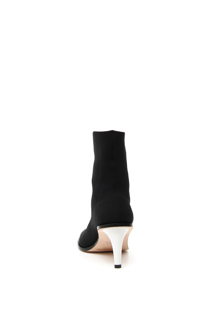 Knit ankle-boots Intrend