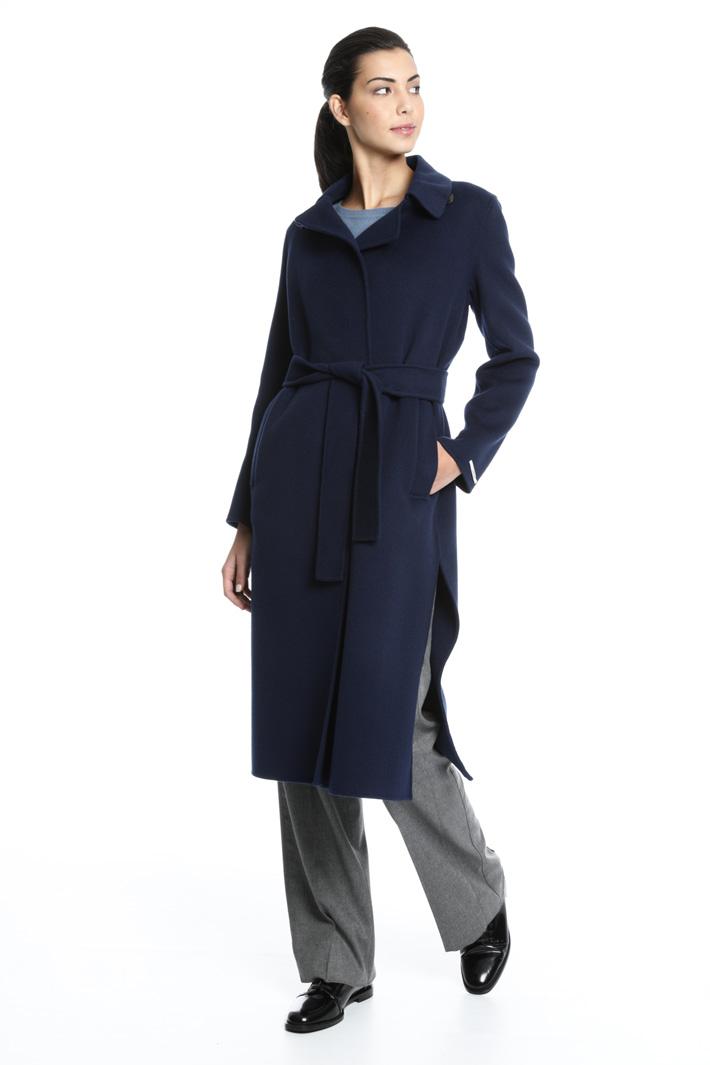 Wrap coat Intrend