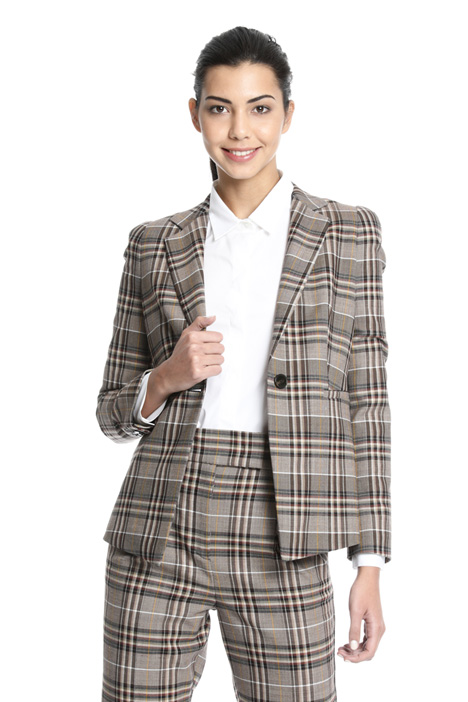Wool blazer Intrend