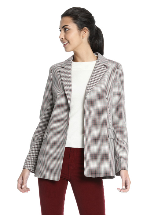 Straight cut blazer Intrend