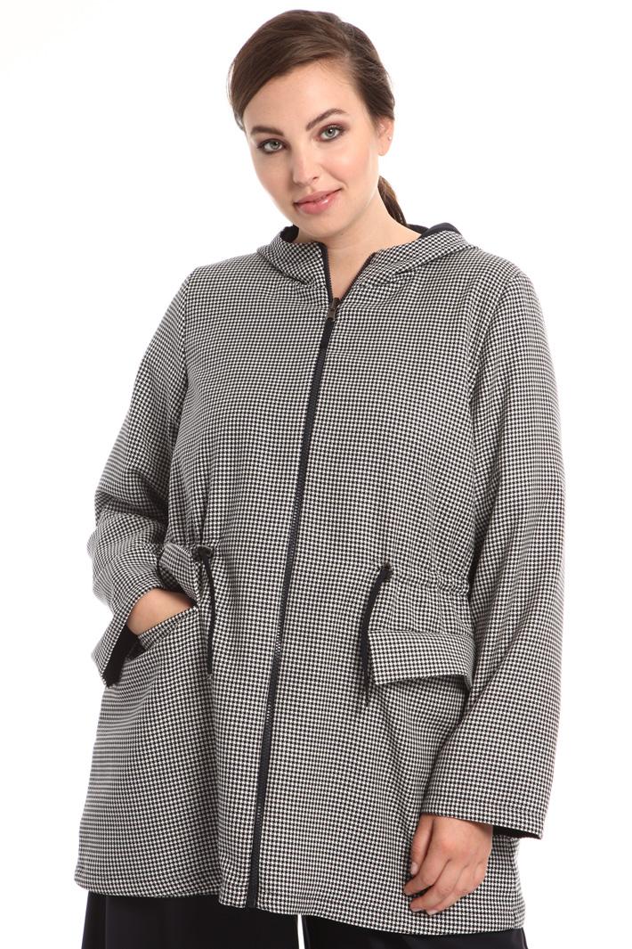 Reversibile wool jacket Intrend