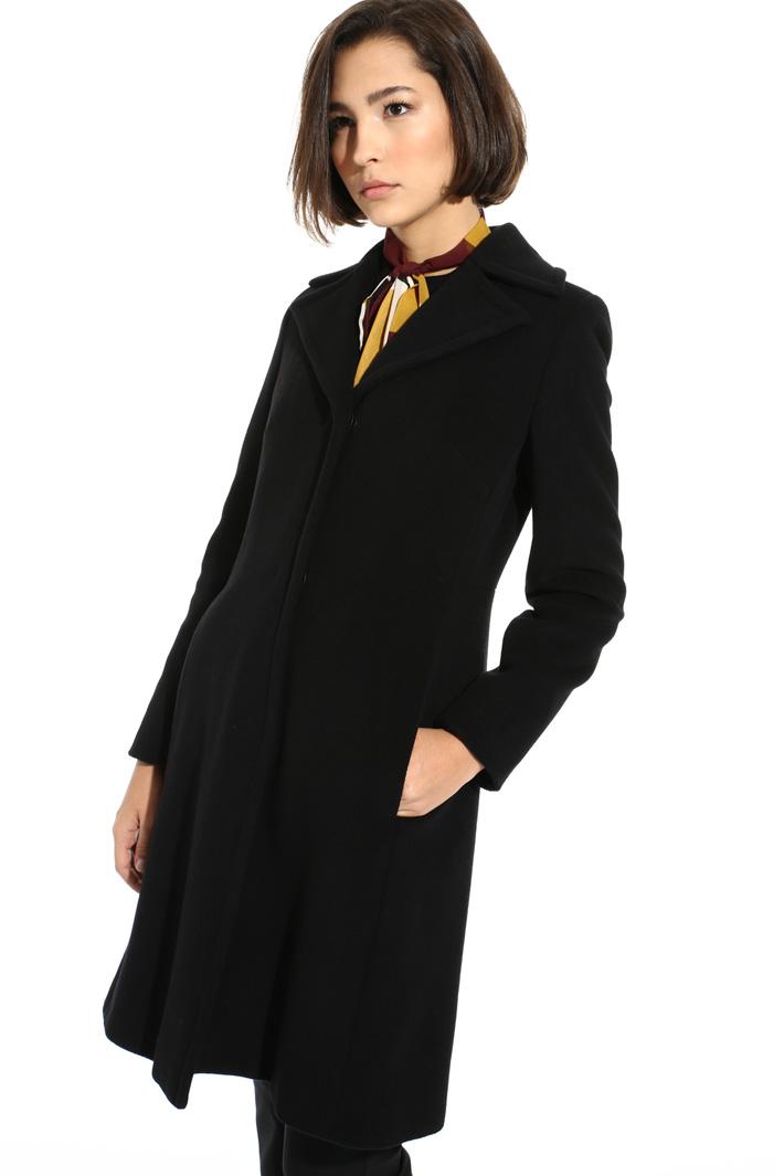 Cashmere blend coat Intrend