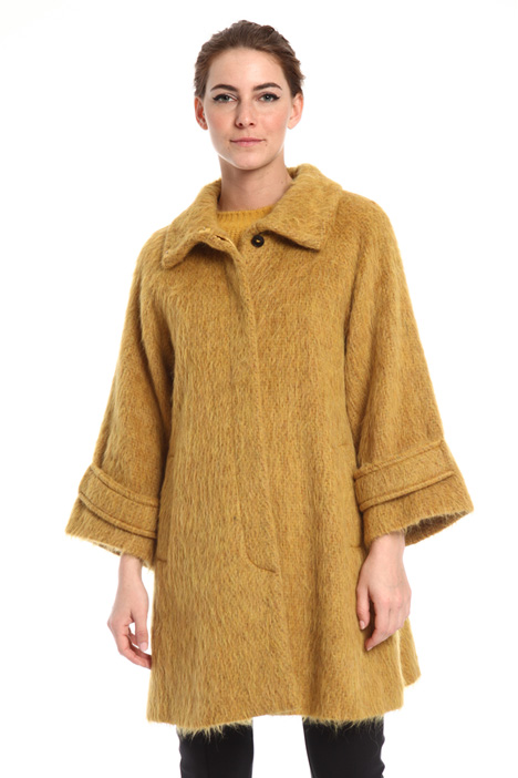 Mohair coat Intrend