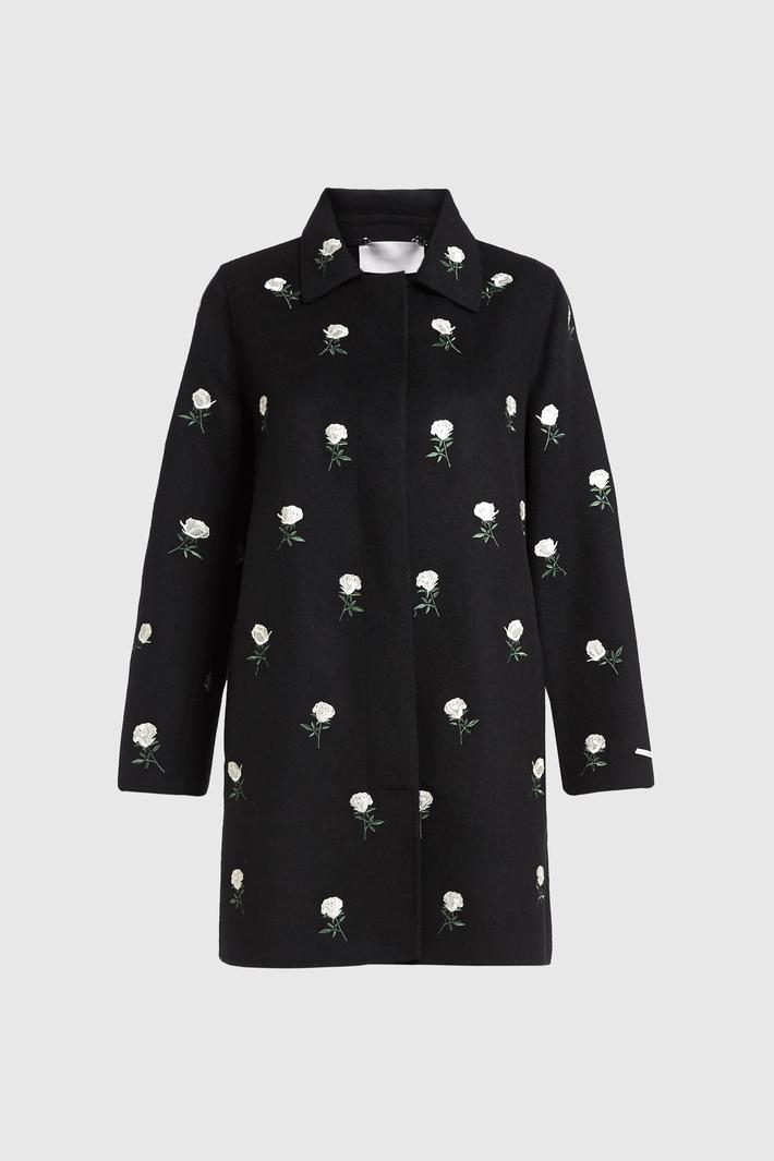 Floral coat Intrend