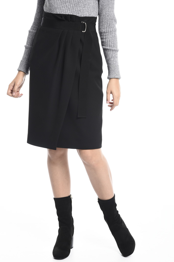 Stretch cady skirt Intrend
