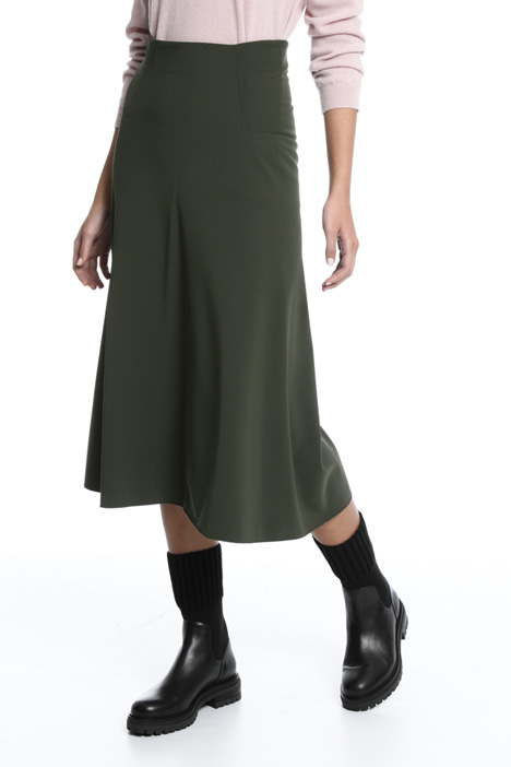 Flared skirt Intrend