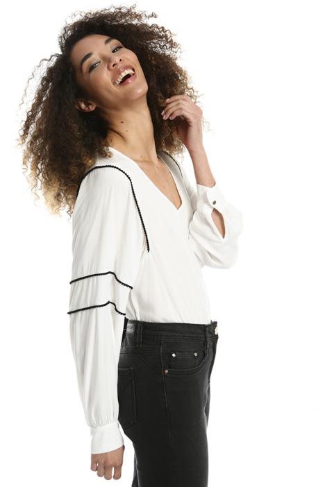 Passementerie blouse Intrend