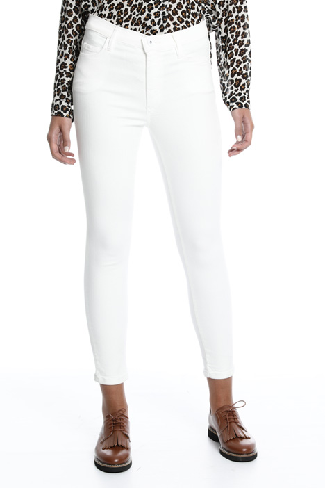 High-waisted skinny trousers Intrend