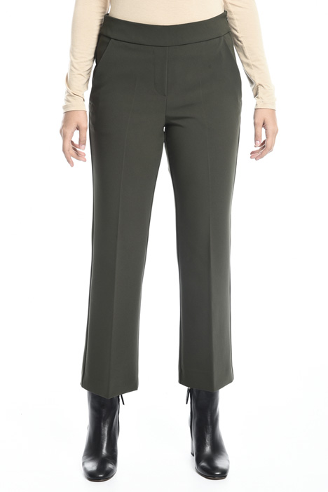 Technical twill trousers Intrend