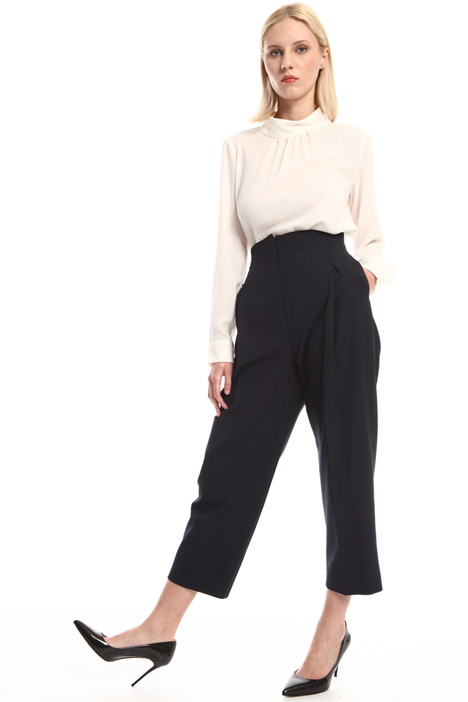 High waist carrot trousers Intrend