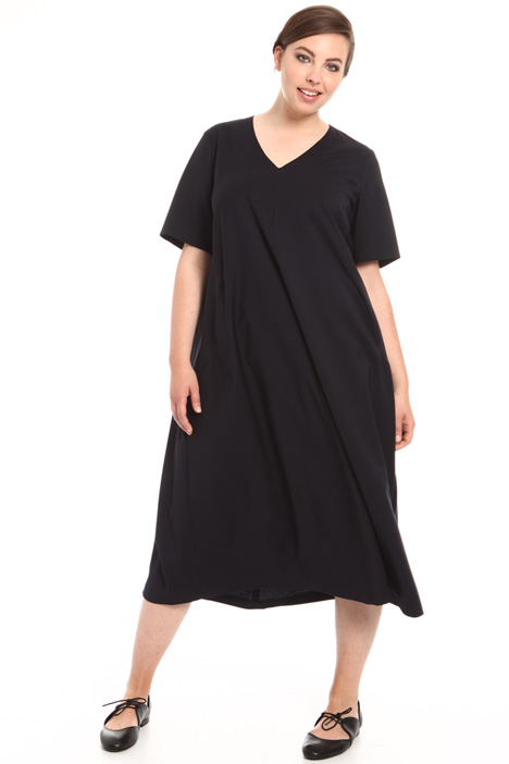 Flared wool dress Intrend