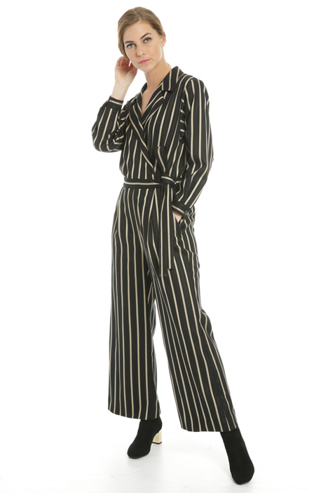 Striped jumpsuit Intrend