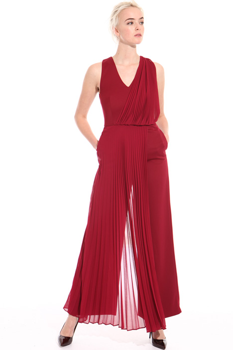 Pleated jumpsuit Intrend