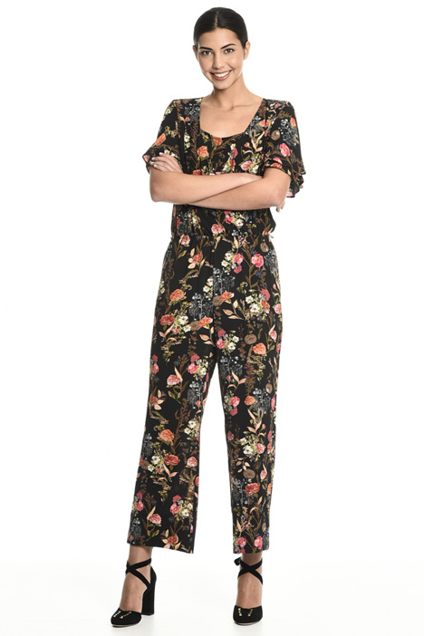 Floral jumpsuit Intrend