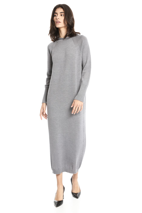 Virgin wool dress Intrend