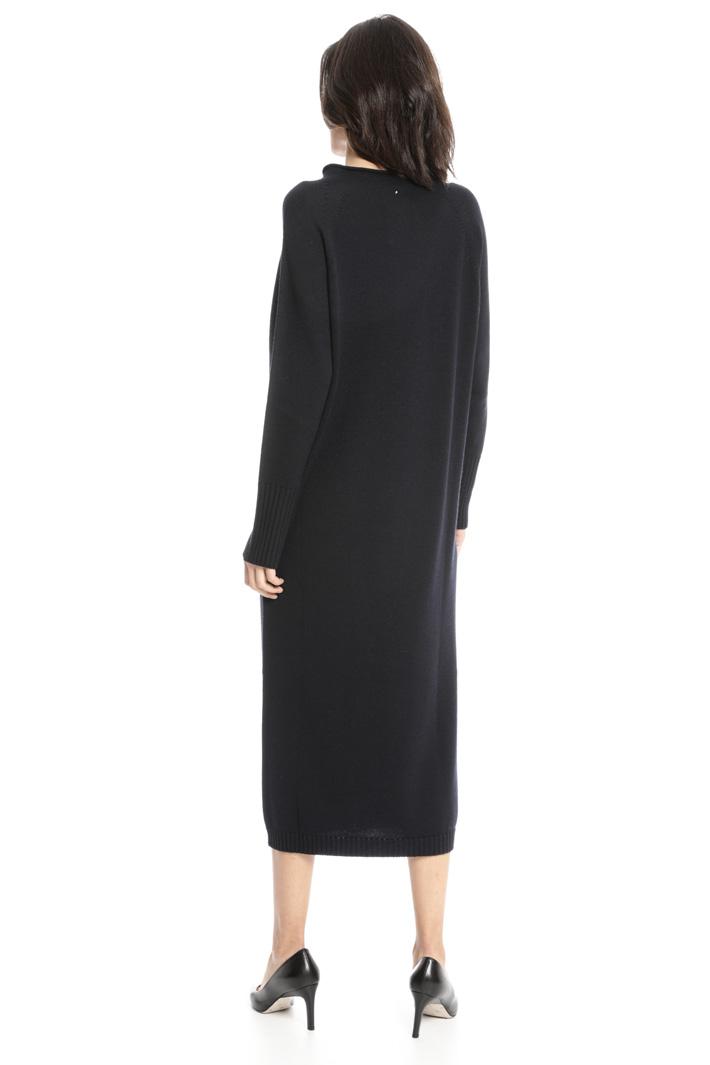 Virgin wool dress Intrend