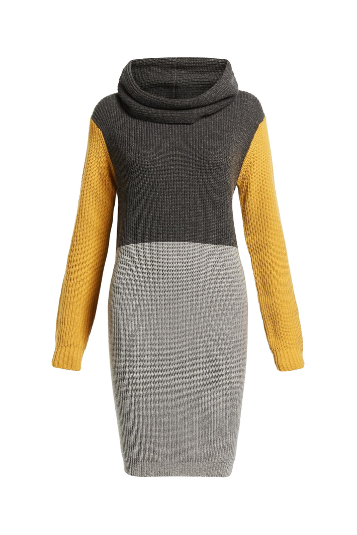 Wool dress Intrend