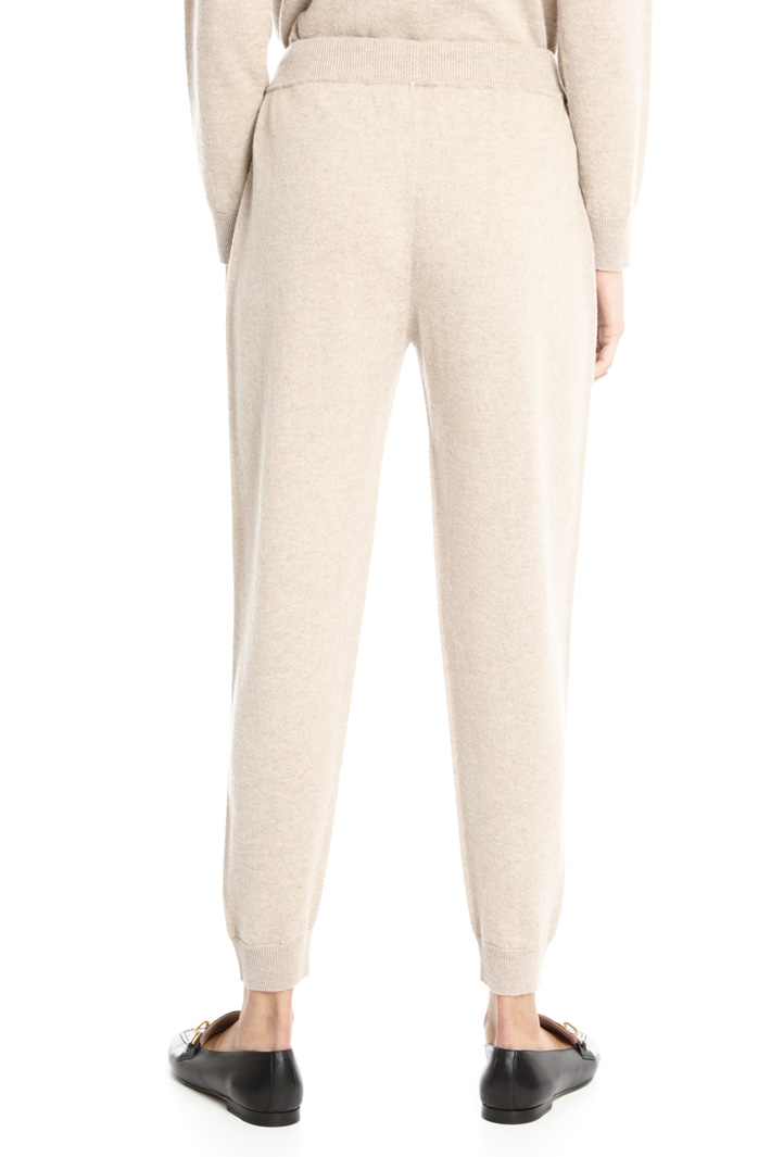 Knitted jogging style pants Intrend
