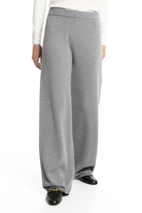 Virgin wool trousers Intrend