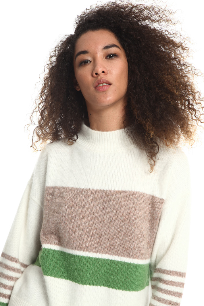 Angora blend sweater Intrend