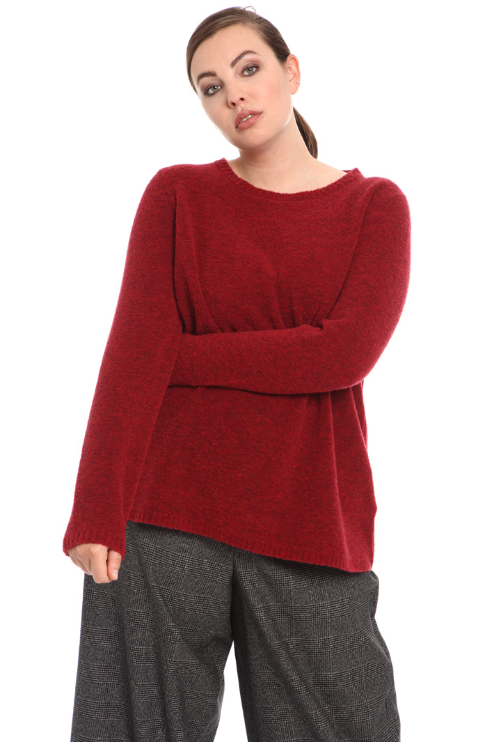Boucle jersey sweater Intrend