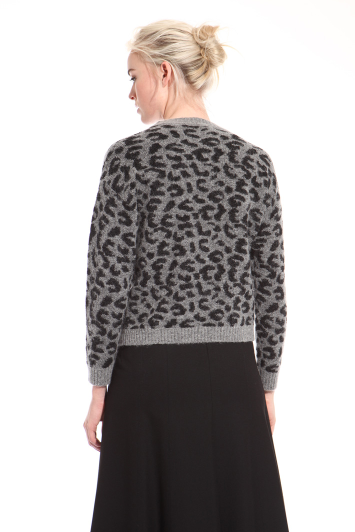 Mohair blend sweater Intrend