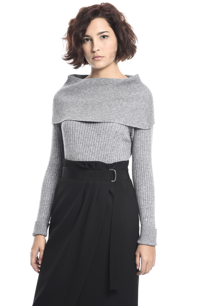 Bardot sweater Intrend