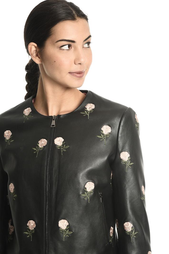 Floral jacket Intrend
