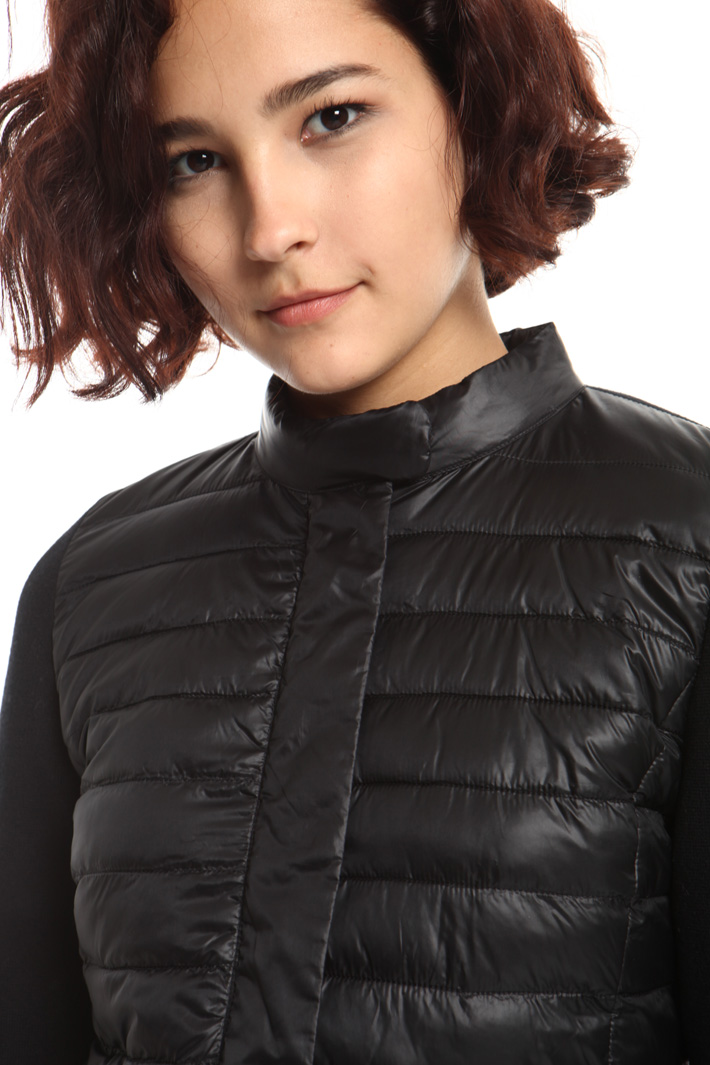 Knitted padded jacket  Intrend