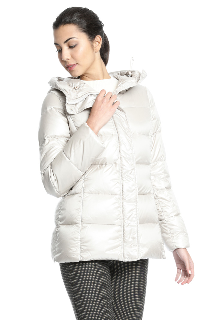 Straight down coat Intrend