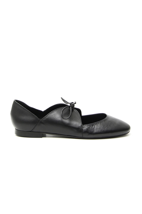 Ballerine in nappa Intrend