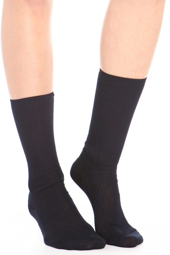 Pure cotton socks Intrend