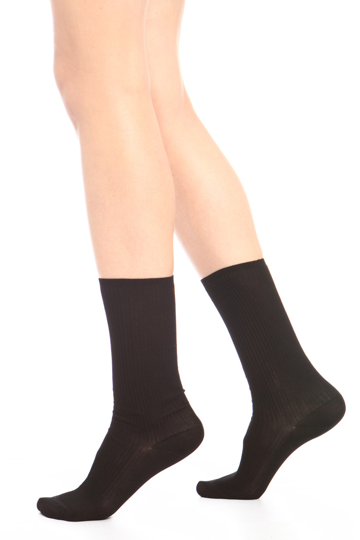 Pure cotton socks Intrend