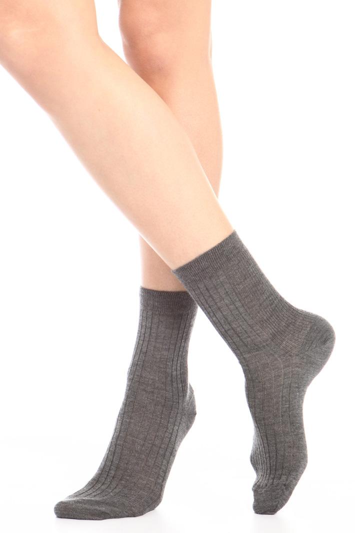 Cashmere socks Intrend