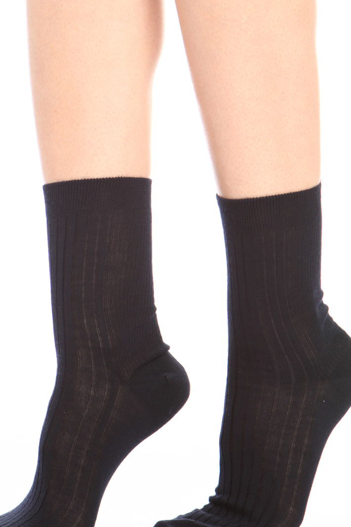 Cashmere socks Intrend