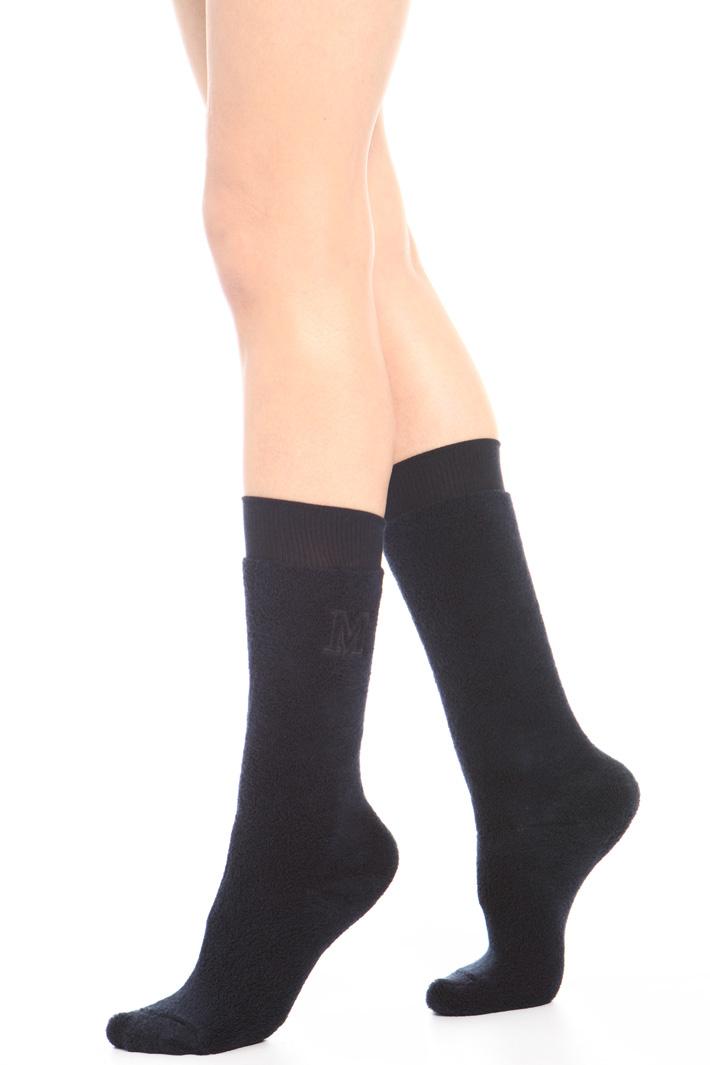 Cotton blend socks Intrend