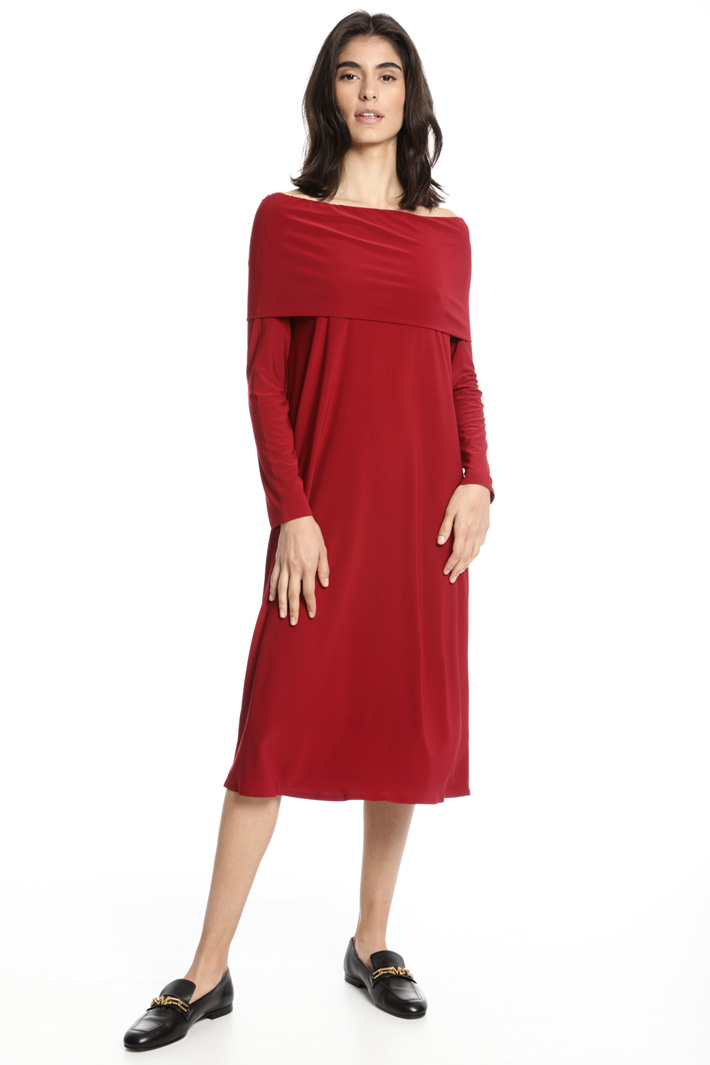 Bardot dress Intrend