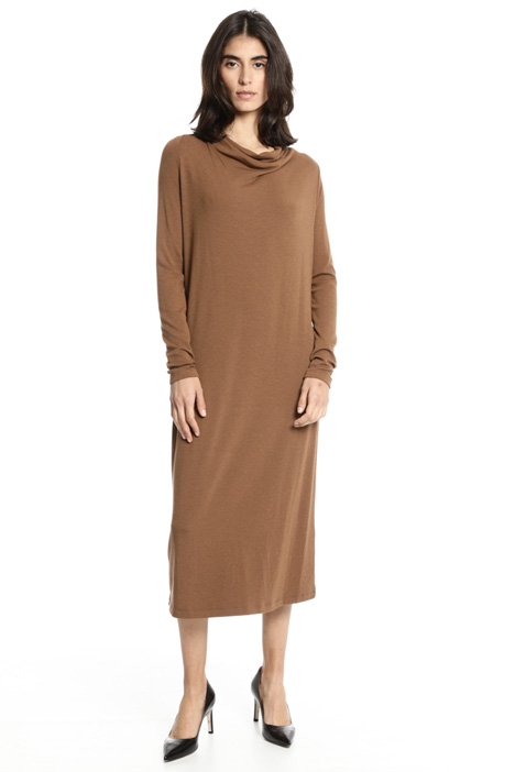 Midi dress in jersey Intrend